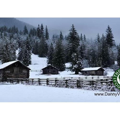 | The Virtue Ranch, winter time. | The Virtue Ranch